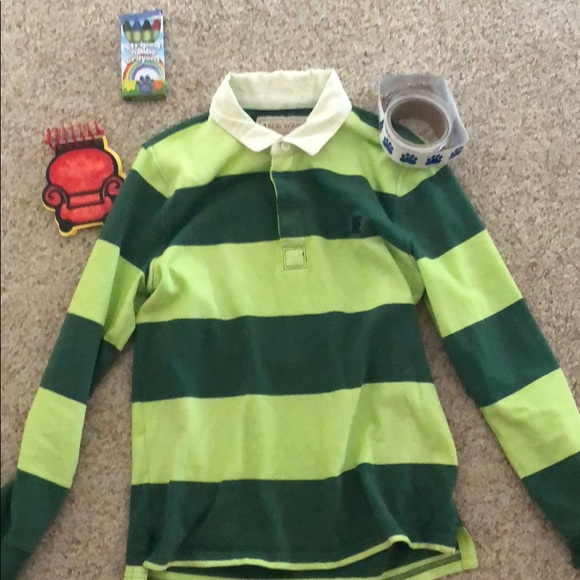 Abercrombie Fitch Tops Blues Clues Steve Shirt And Accessories